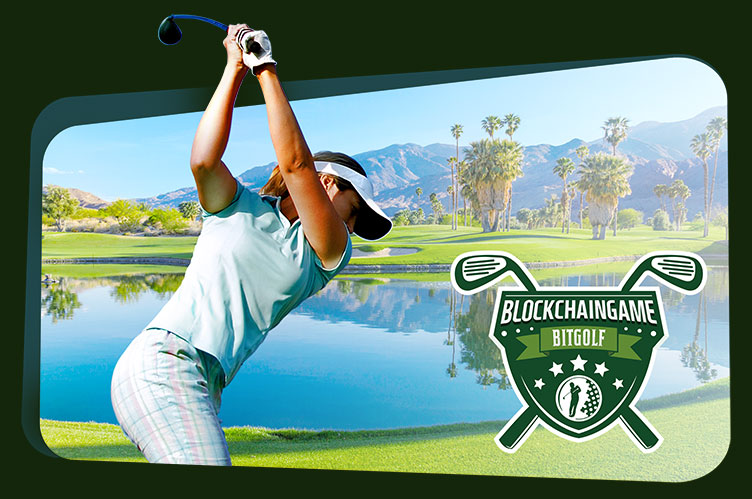 BitGolf increases the level of Blockchain Games