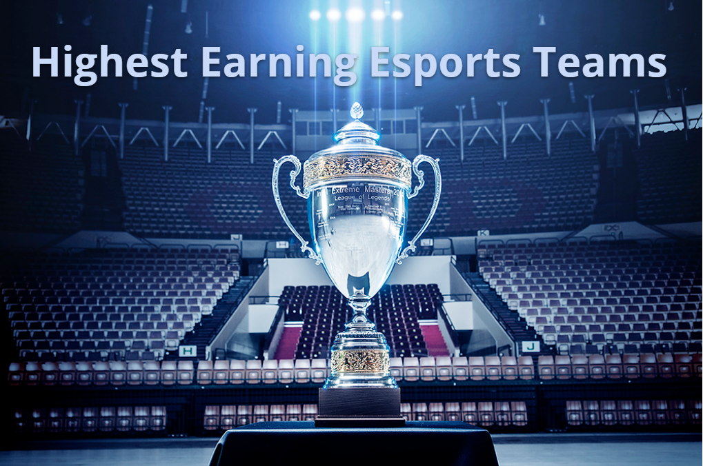 Esports: A look at some of the Highest Earning Teams