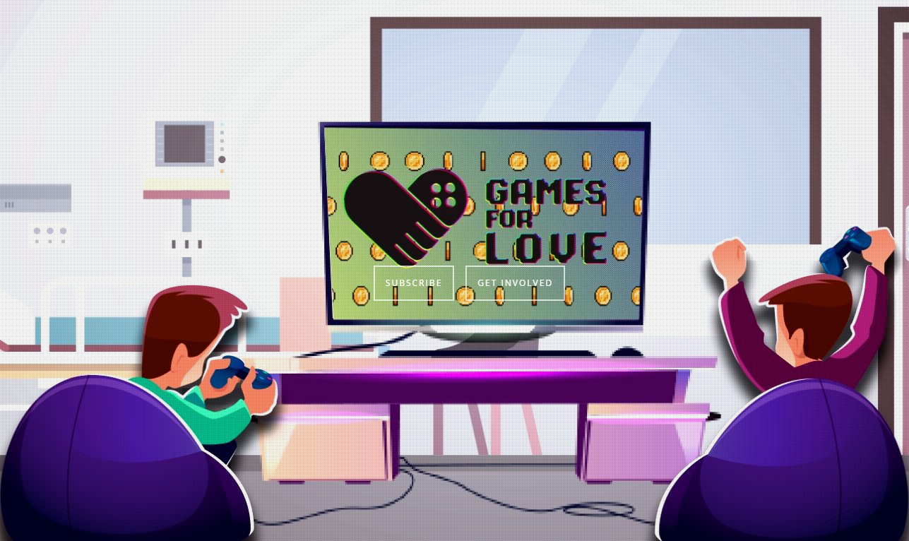 "Dare to make a Difference: A talk with Nathan Blair from ""Games for Love"""