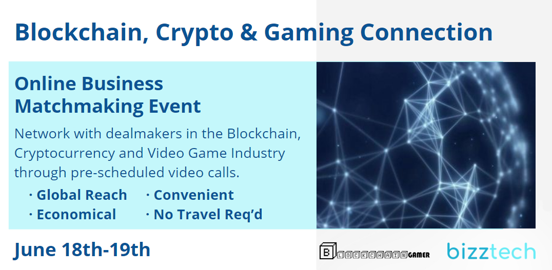 BLOCKCHAIN, CRYPTO & GAMING CONNECTION