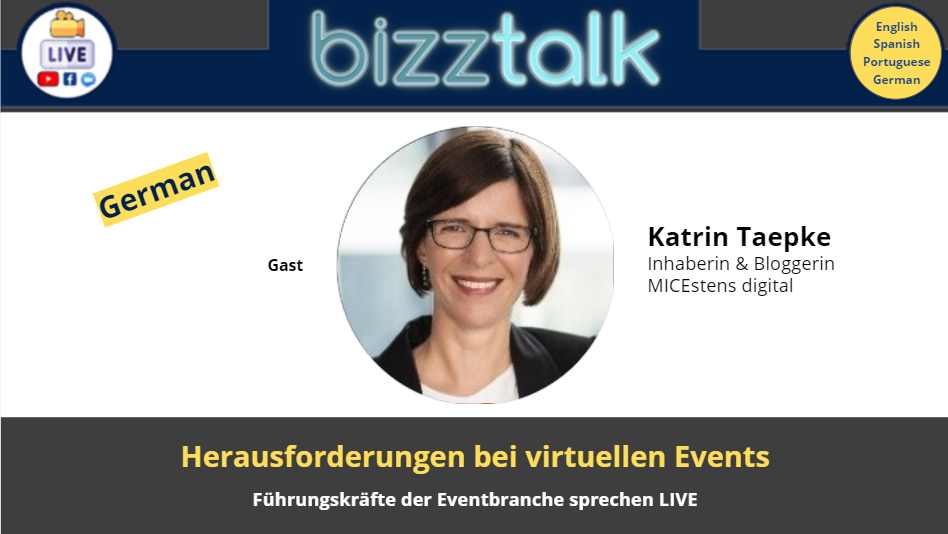 Herausforderungen bei virtuellen Events