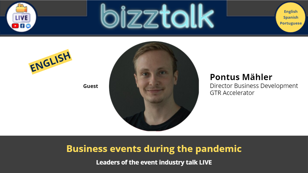 Business events during the pandemic