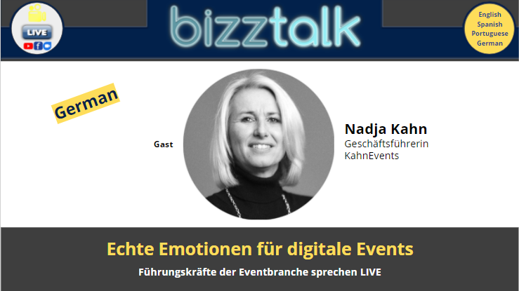 Echte Emotionen für digitale Events