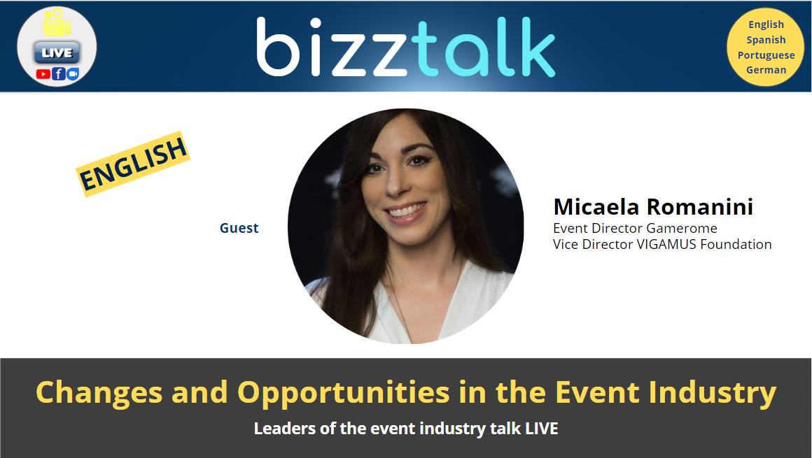 Changes and opportunities in the event industry