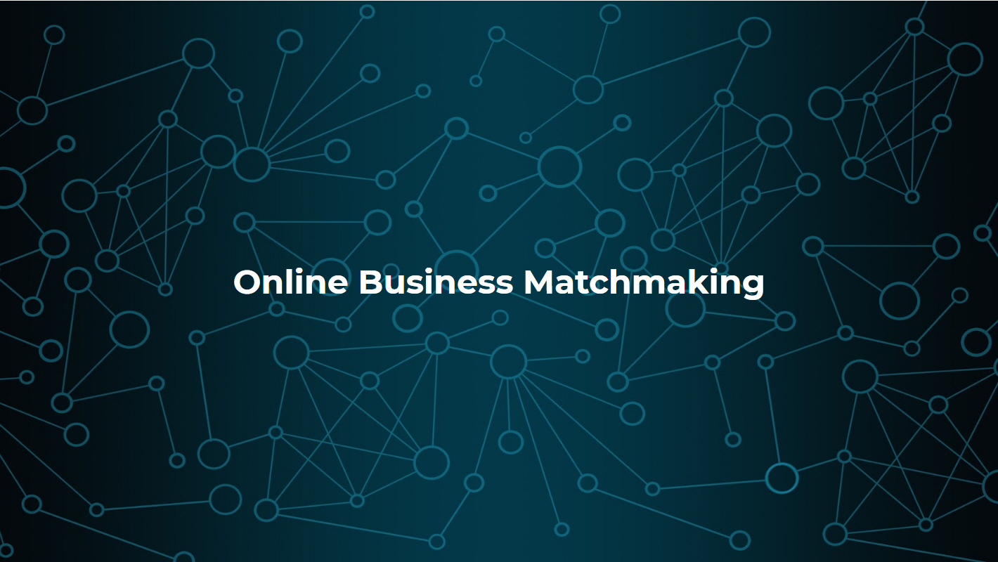 Online Business Matchmaking