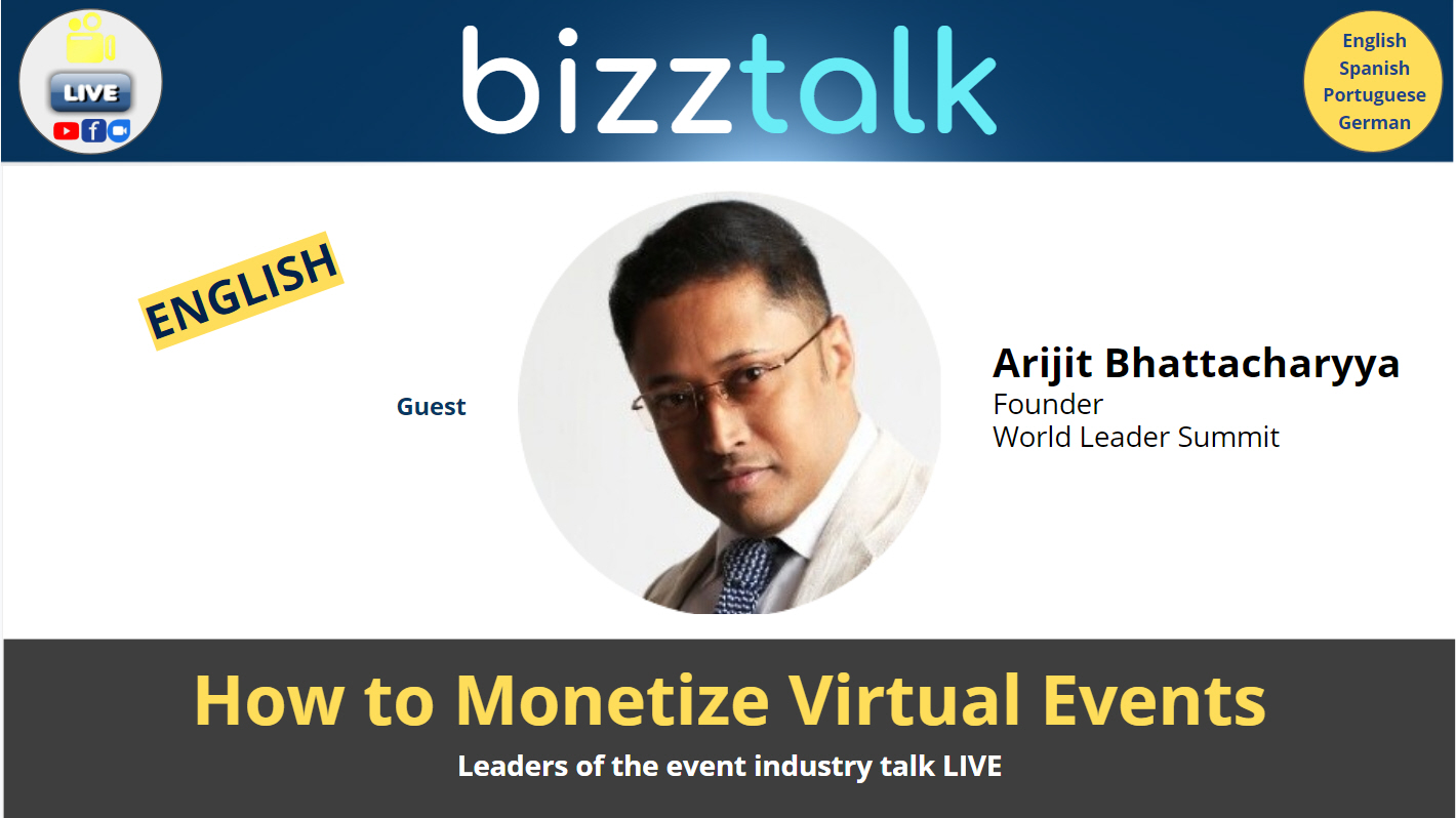 How to Monetize Virtual Events