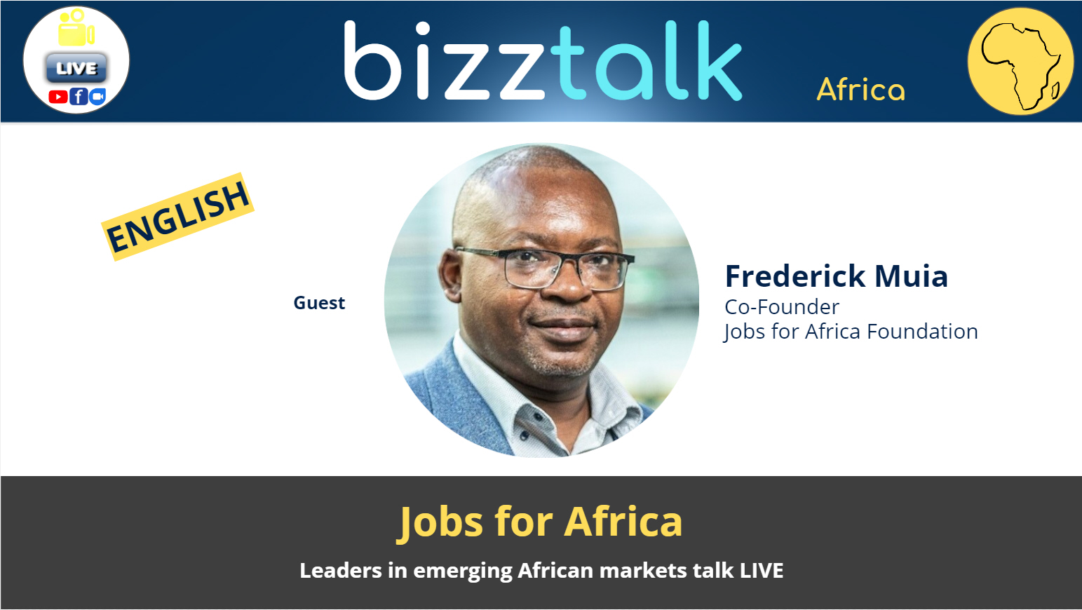Jobs for Africa