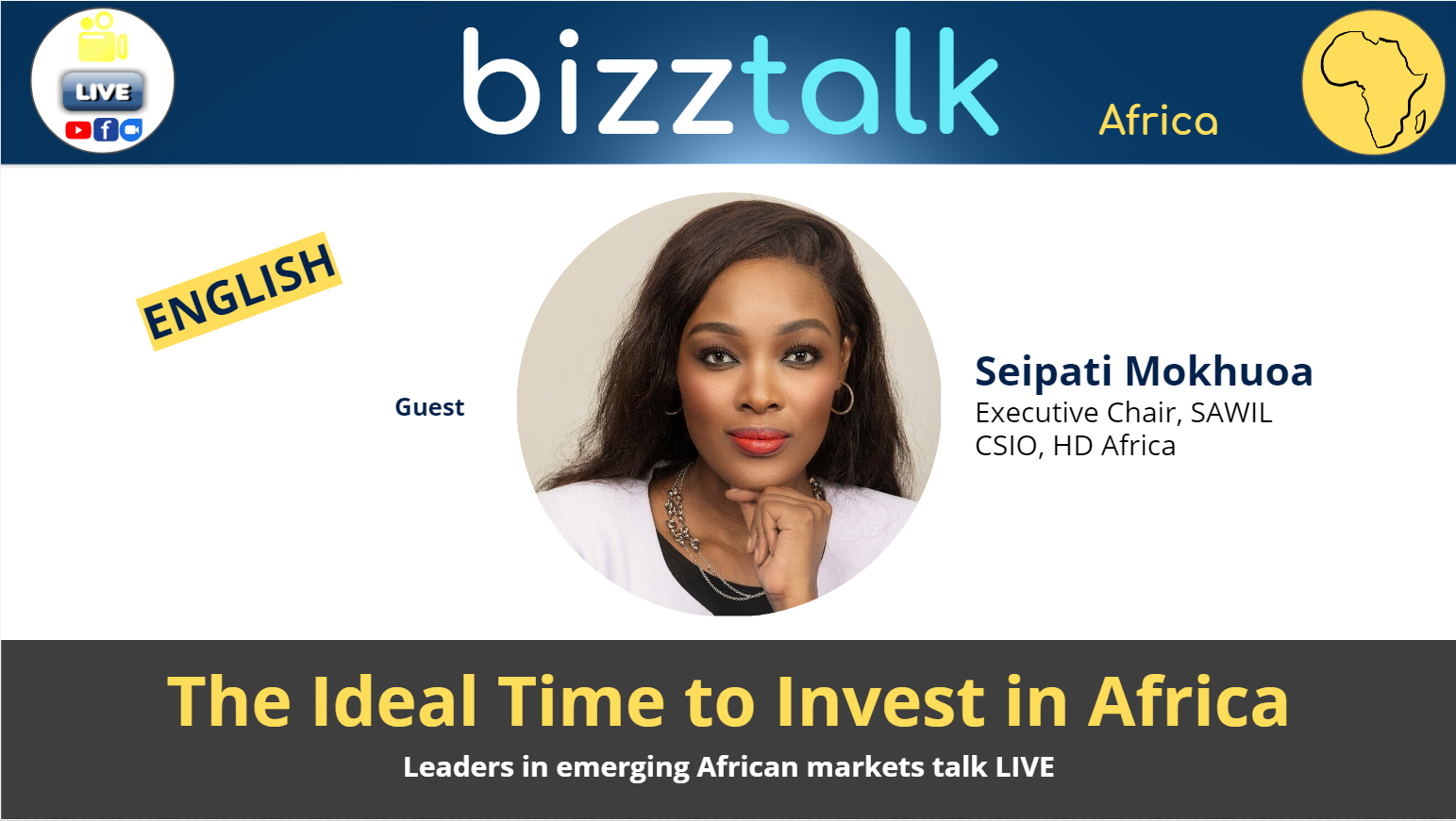 The Ideal Time to Invest in Africa