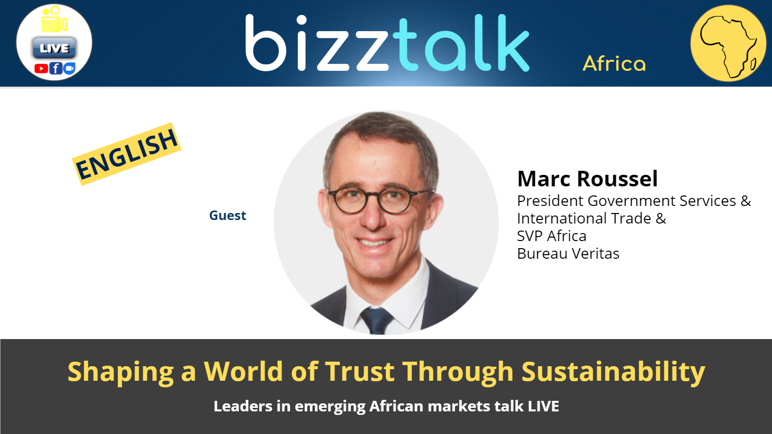 Shaping a World of Trust Through Sustainability