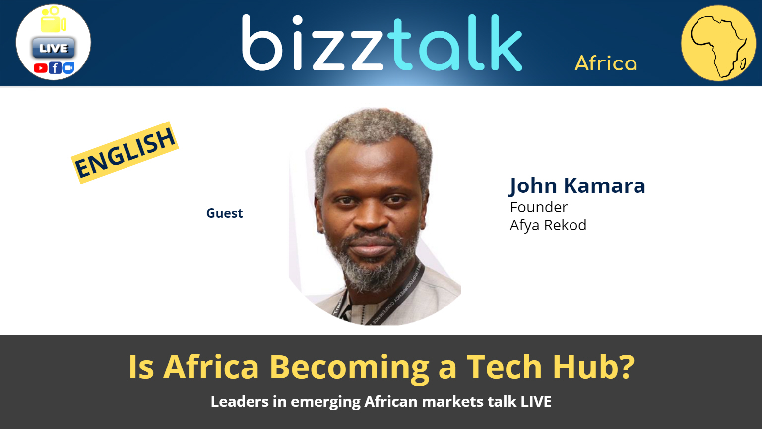 Is Africa Becoming a Tech Hub?