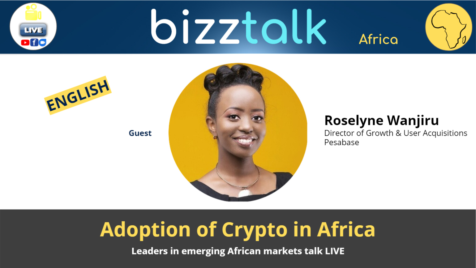 Adoption of Crypto in Africa