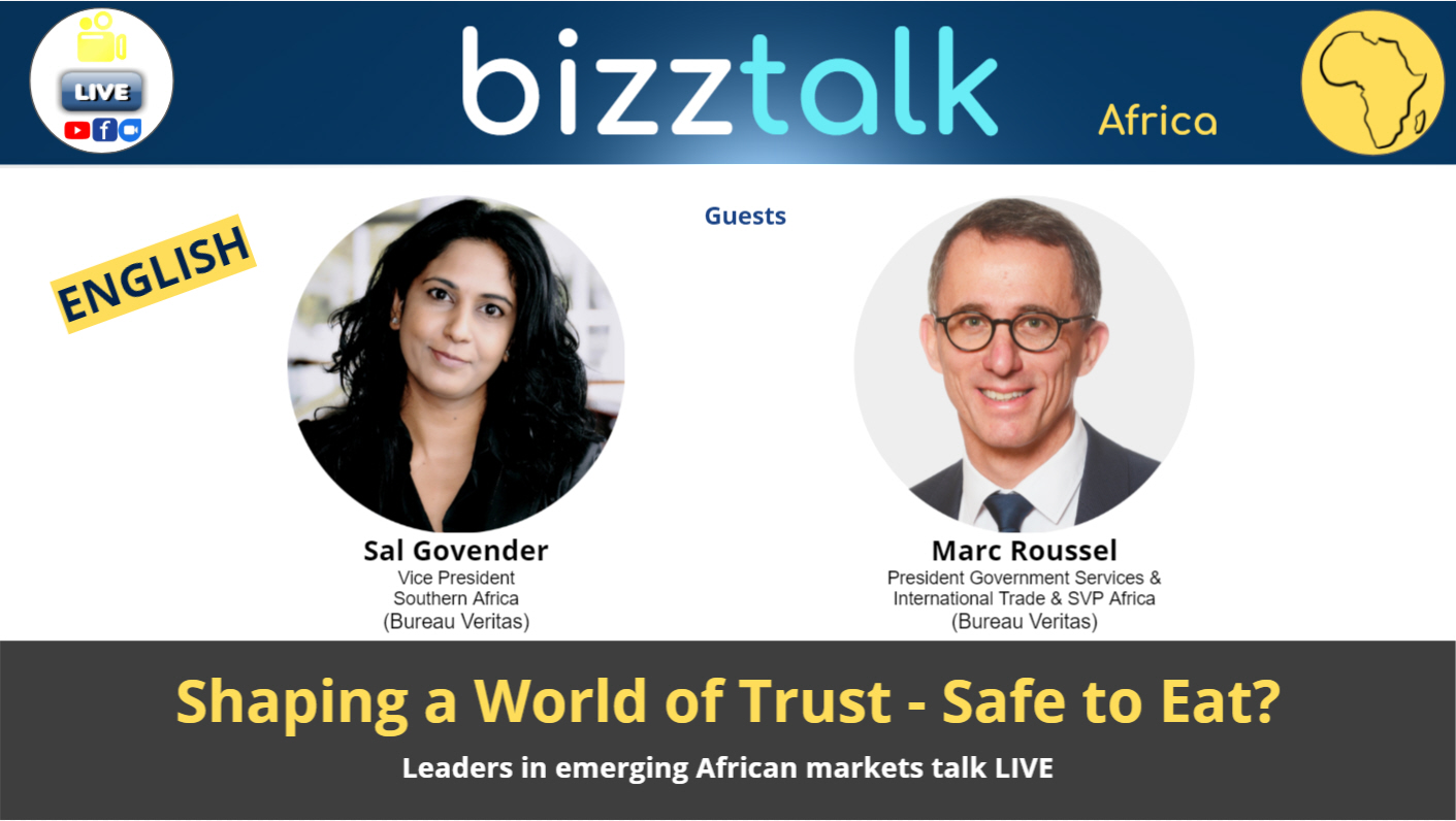 Shaping a World of Trust – Safe to Eat?
