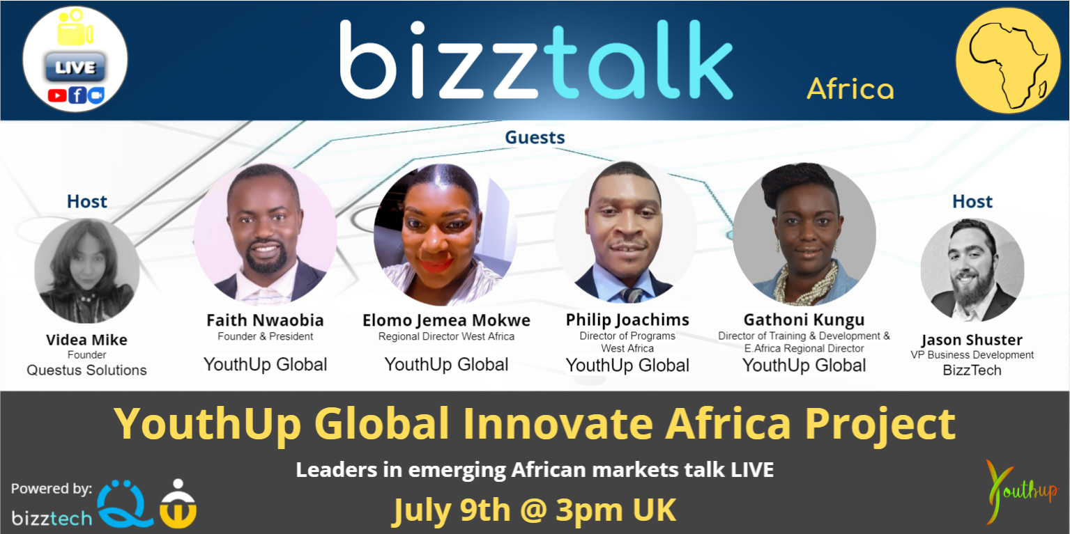 YouthUp Global Innovate Africa Project