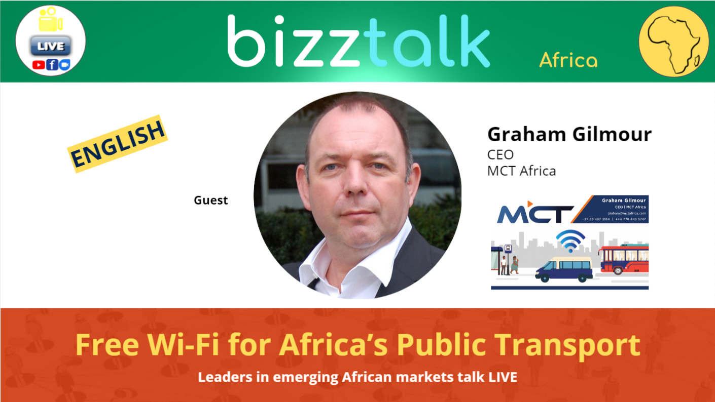 Free Wi-Fi for Africa's Public Transport