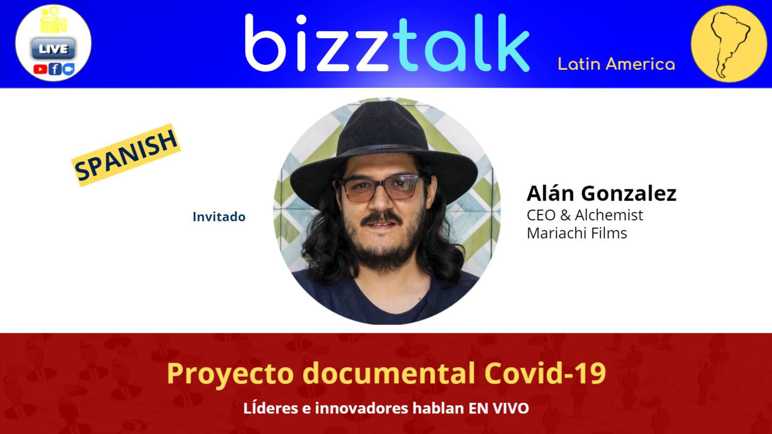 Proyecto documental Covid-19