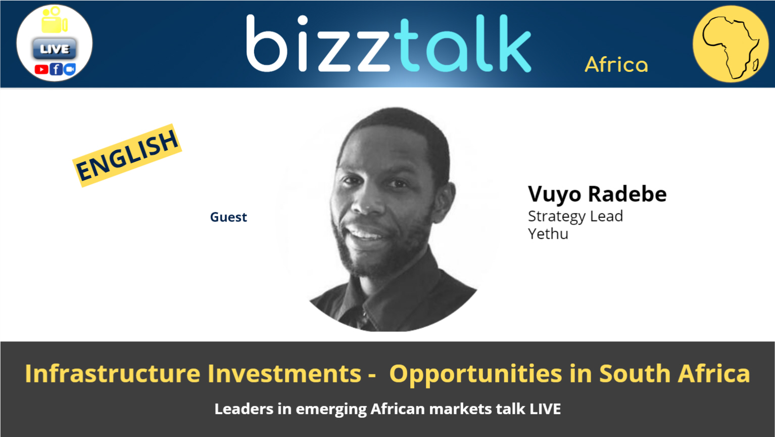 Infrastructure Investments –  Opportunities in South Africa