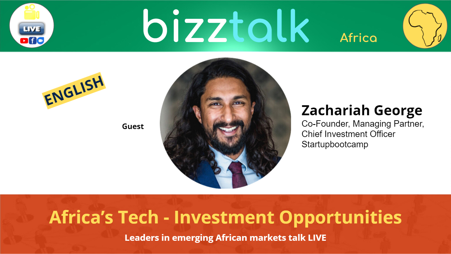 Africa's Tech – Investment Opportunities