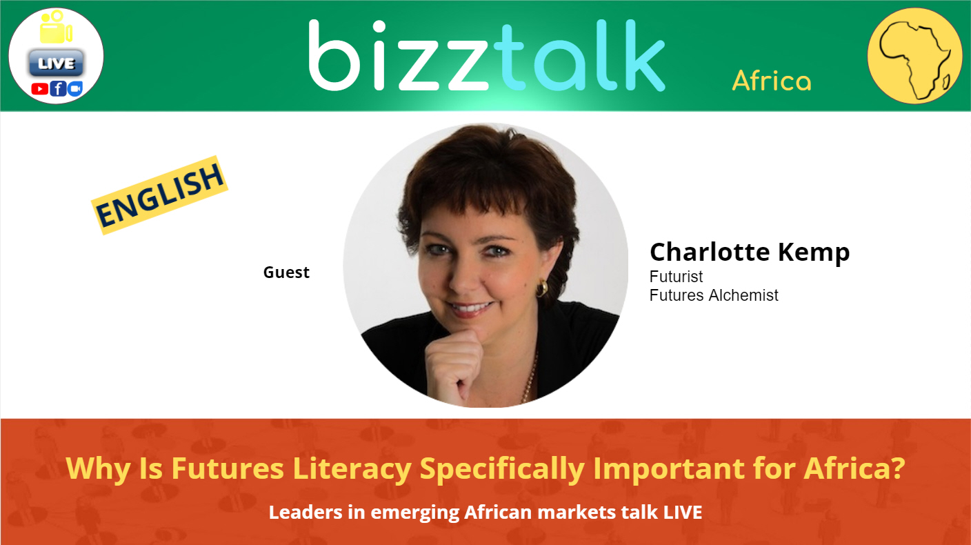 Why Is Futures Literacy Specifically Important for Africa?