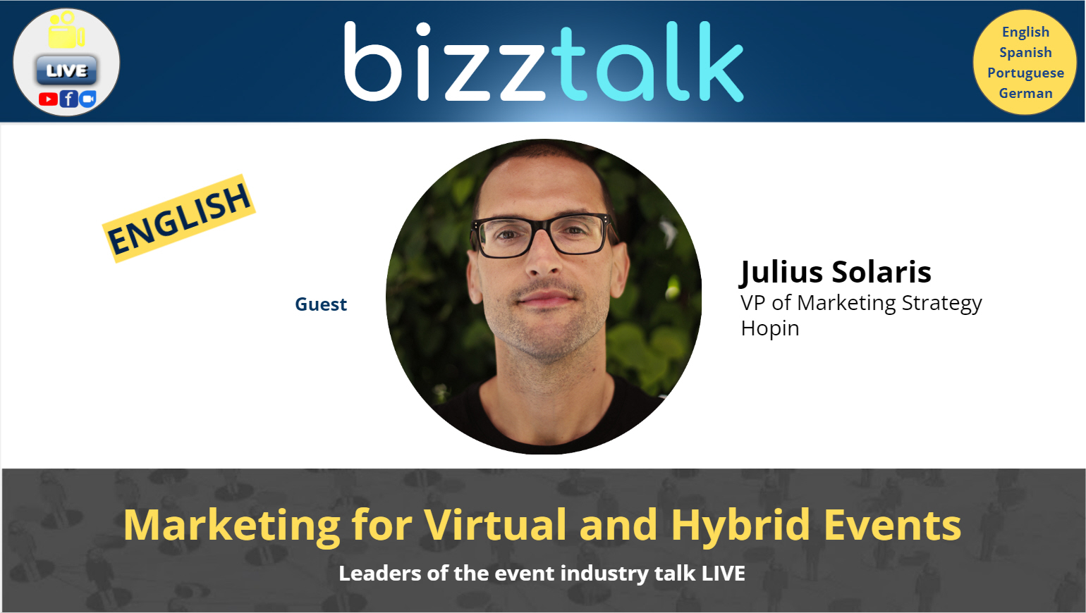 Marketing for Virtual and Hybrid Events