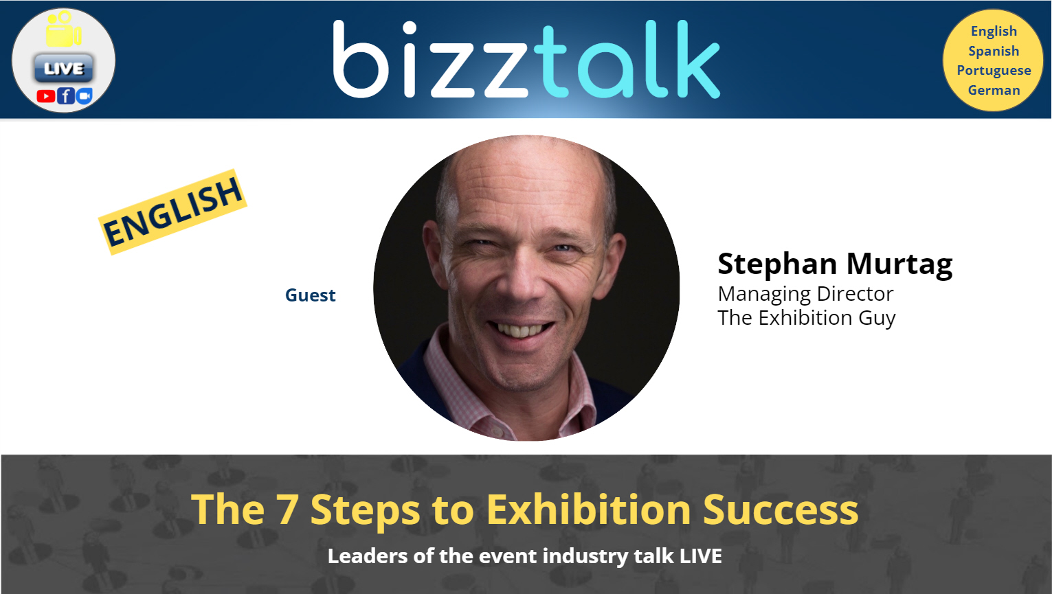 The 7 Steps to Exhibition Success